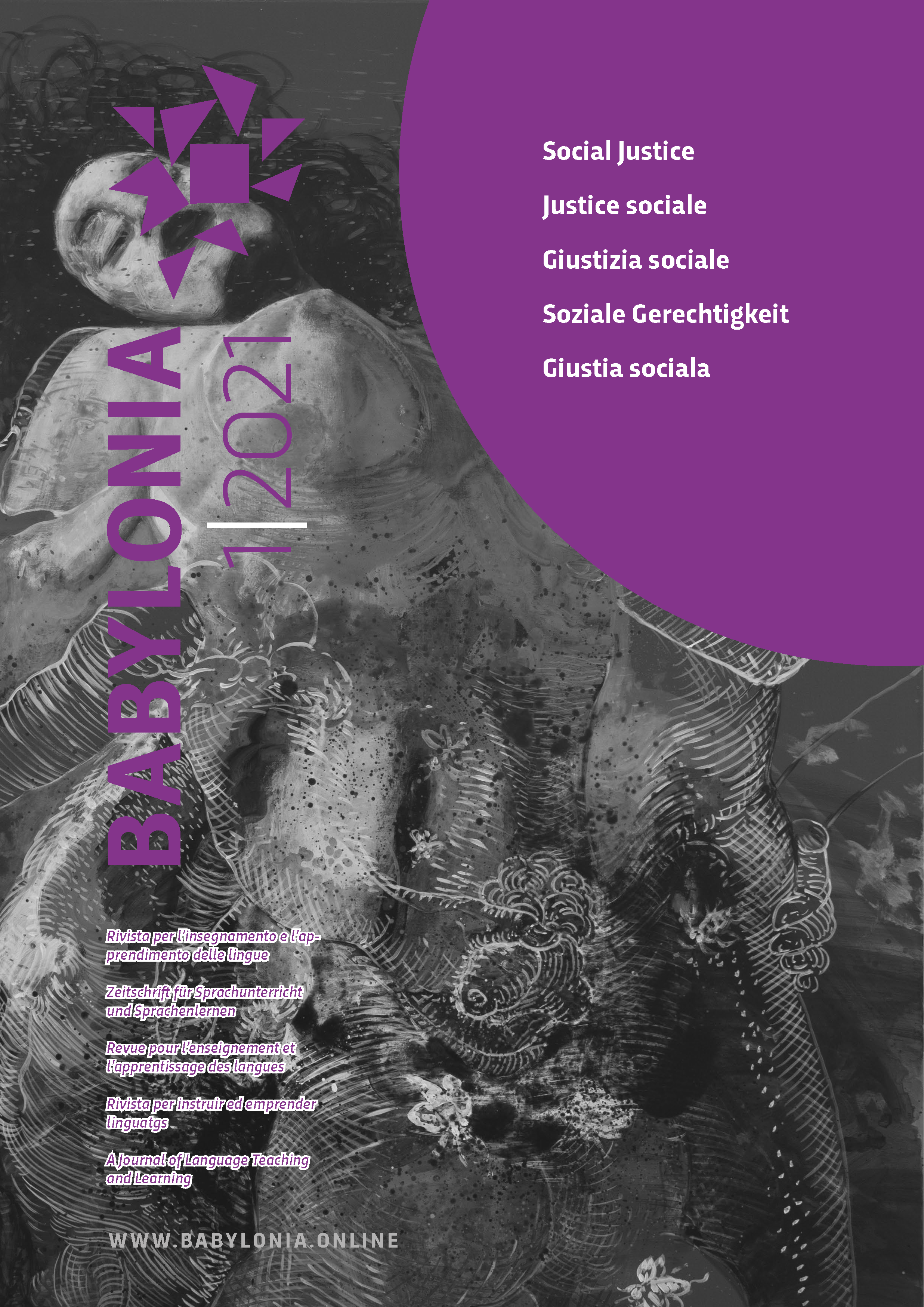 View Vol. 1 (2021): Social Justice in Foreign Language Teaching? Whose values? Why values?
