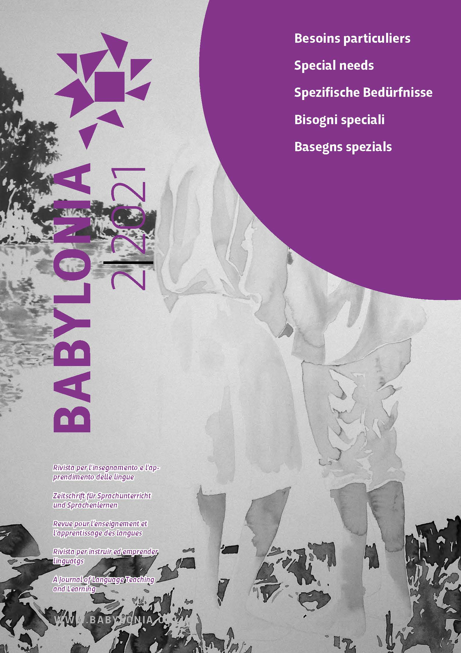 View Vol. 2 (2021): Children with special needs and foreign/second language learning