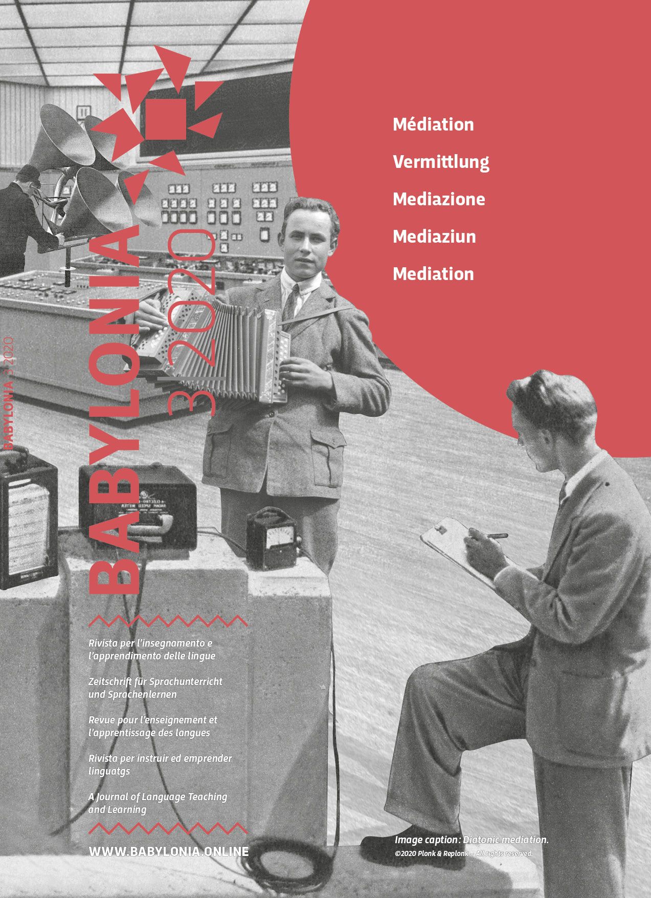 View Vol. 3 No. 1 (2020): Mediation